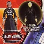 Gelth Zombie with Glow-In-The-Dark Head and Hands