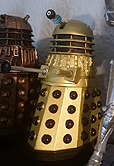 Gold Supreme Dalek