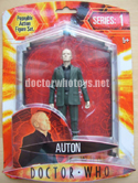 Auton (Grey) Series 1 Action Figure