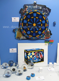 Grossman Doctor Who Dart Board