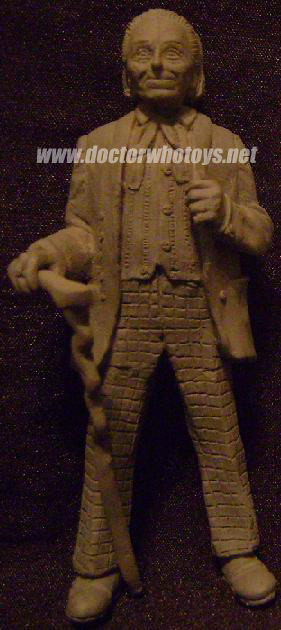 Dapol William Hartnell Master Sculpt