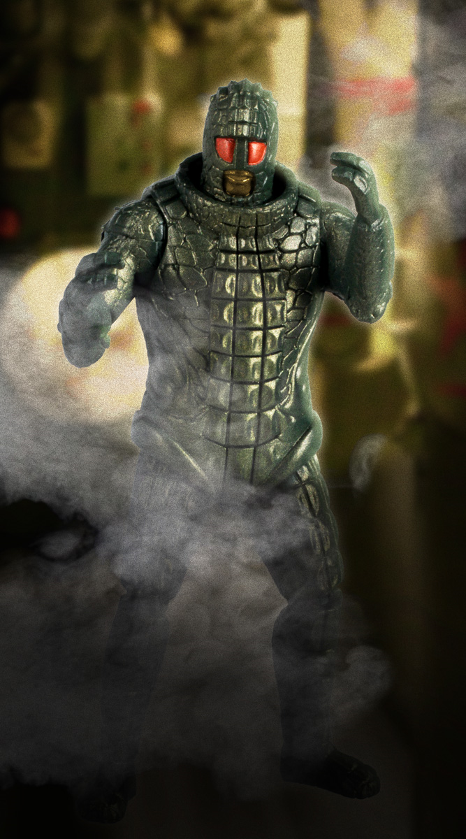 Ice Warrior Series 7 Action Figure