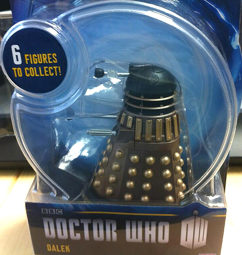 Imperial Guard Dalek Sec Series 7