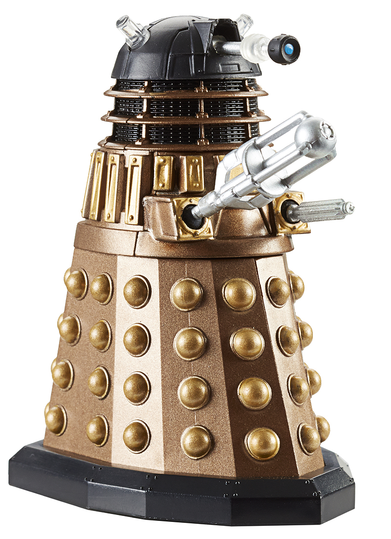 3.75 Inch Imperial Guard Dalek Figure