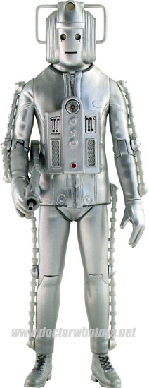 The Invasion Cyberman