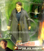 Jack Harkness with Doctor's Severed Hand accessory