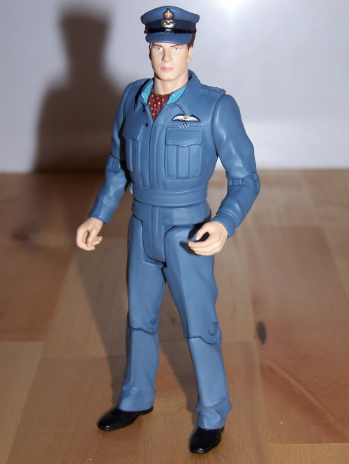 Captain Jack Harkness with Cap Accessory