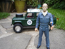 Classic Auton with UNIT Landrover