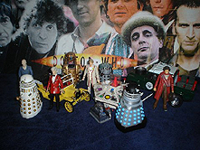 Doctor Who Customs