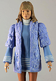 Jo Grant from The Three Doctors Collectors Set
