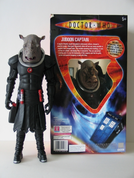 Character Options Judoon Captain 12 Inch Action Figure