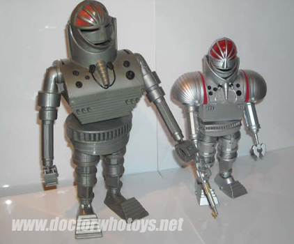 Denys Fisher & Character Options K1 Robot