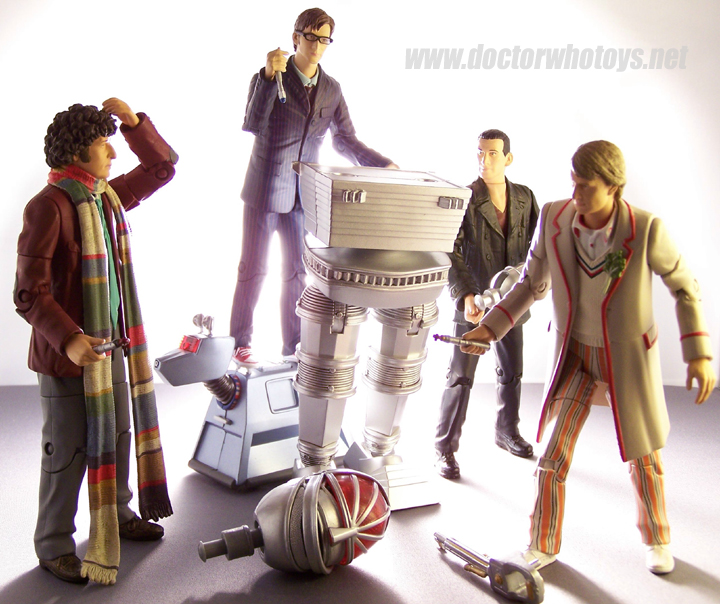 Doctor Who & K1 Robot