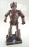 Series 1 Kitto Doctor Who Cyberman 12cm Construction Figure