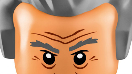 Doctor Who Lego Twelfth Doctor Concept Art