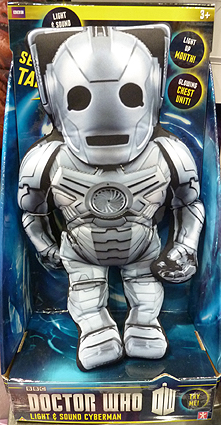 Character Options Light and Sound Cyberman