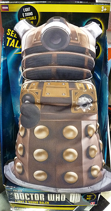Character Options Light and Sound Dalek
