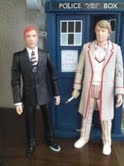 Custom Dr Who Figures