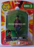 Series 3 Martha Jones 5 inch Action Figure carded