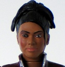 Martha Jones (Version 2 with glossy red jacket)
