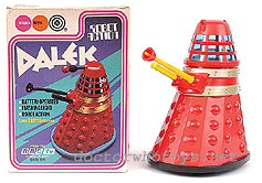 Marx Dalek (70s in red)