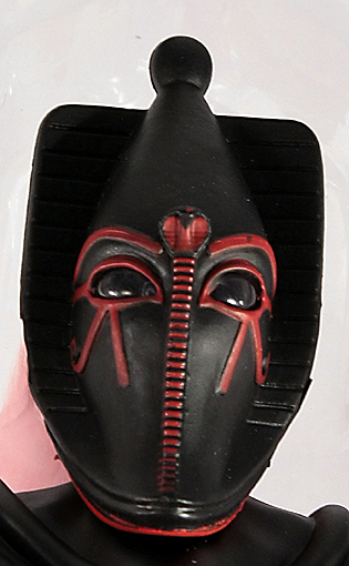 Masked Sutekh from Pyramids of Mars Priory Collectors Set