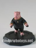 Micro Universe Space Pig Figure