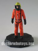 Micro Universe Doctor in Spacesuit
