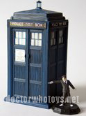 Micro Universe TARDIS and Doctor - Thanks Hoosier Whovian