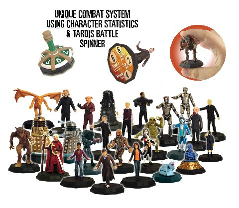 Micro Universe Figures Doctor Who