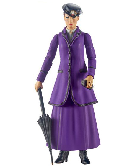 Series 9 Missy Variant in Bright Purple Outfit