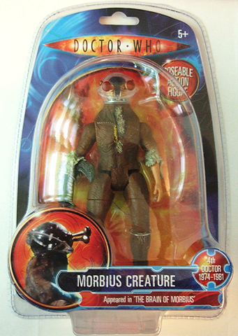 Doctor Who Classic Series Morbius