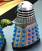 Classic Dalek from Power of the Daleks (1966)
