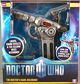 The Doctor's Nano Recorder