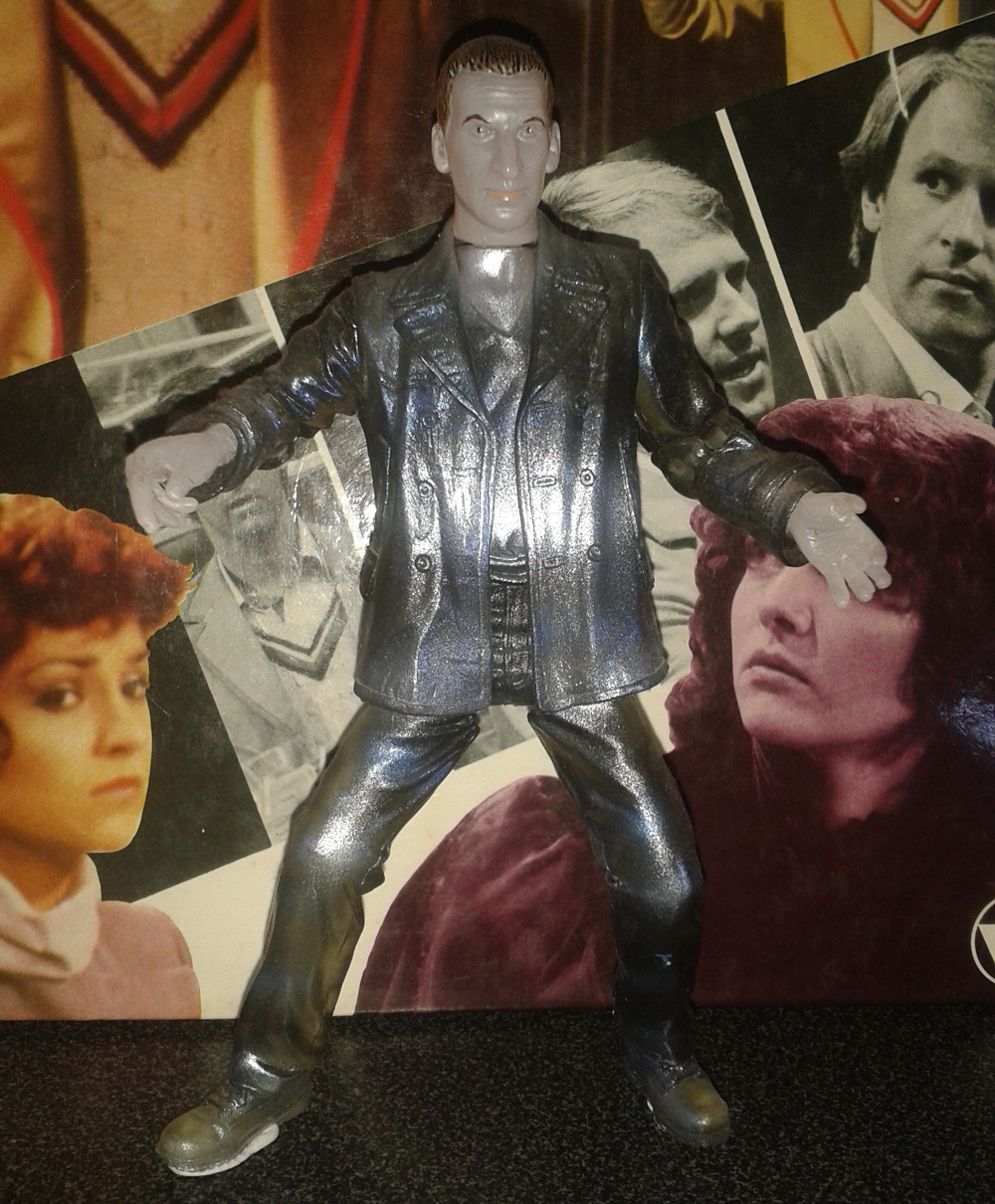 Ninth Doctor Holographic Prototype