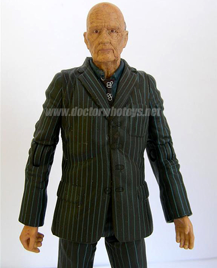Old Doctor Figure