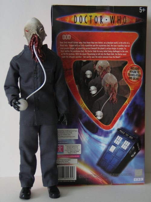 Character Options Ood 12 Inch Action Figure