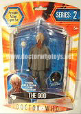 Ood with Glow in the Dark Eyes and Translation Orb