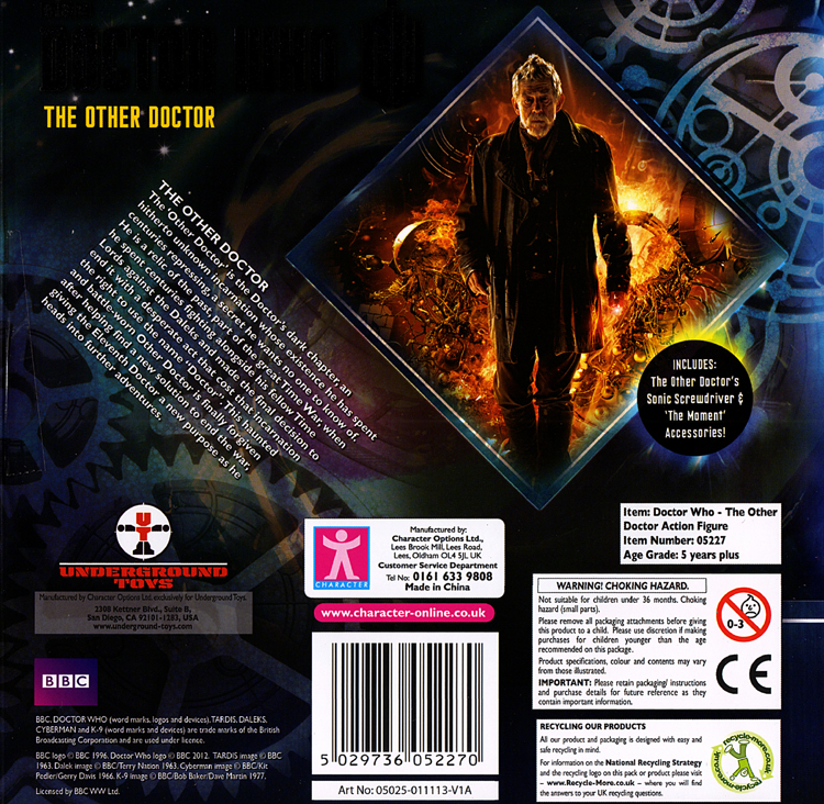 The Other Doctor Cardback