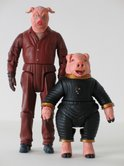 Pig Guard and Space Pig