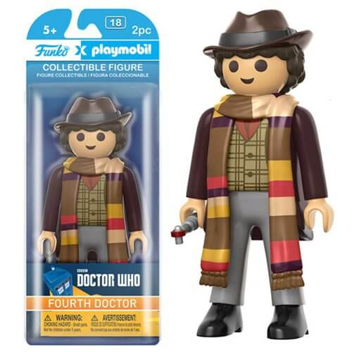 Fourth Doctor Playmobil