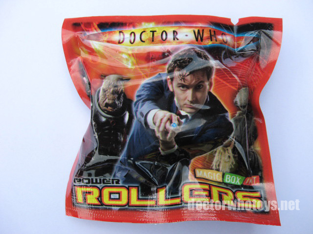 Doctor Who Power Rollers