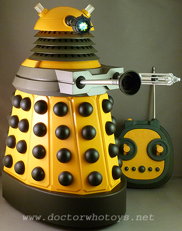 13 Inch RC Dalek Eternal