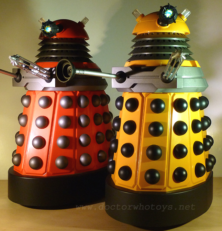 Doctor Who Dalek RC