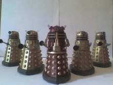 Supreme Dalek - Thanks Tim