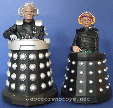 Davros Comparison