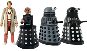 Resurrection of the Daleks Collectors Set