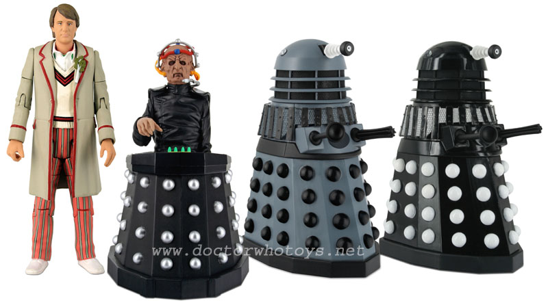 Resurrection of the Daleks