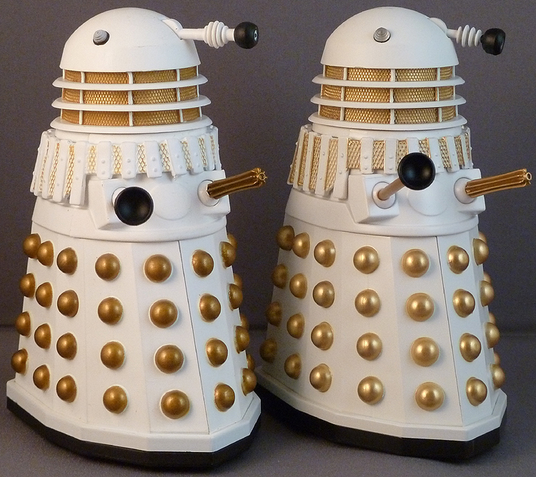 Sound FX Daleks Revelation of the Daleks
