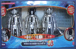 Revenge of the Cybermen